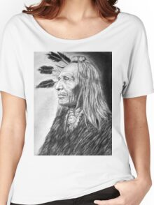 American Indian  Women's Relaxed Fit T-Shirt
