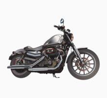 Harley Davidson Iron 883  Baby Tee