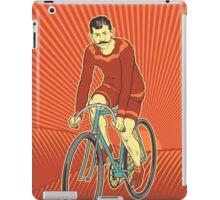 Retro Cyclist iPad Case/Skin