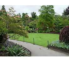Queen Elizabeth Park Gardens Photographic Print