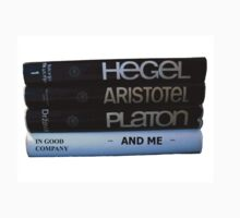 HEGEL, ARISTOTEL, PLATON AND ME by Rada
