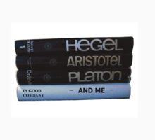 HEGEL, ARISTOTEL, PLATON AND ME by Rada