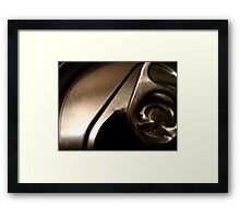Can Can Framed Print