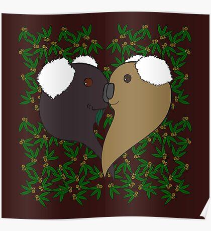 For the love of Koalas Poster