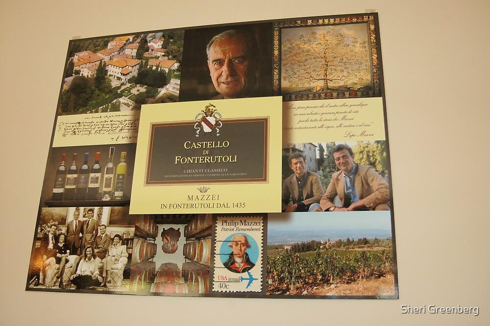 Fonterutoli History by Sheri Greenberg