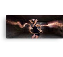 Lightstream Canvas Print