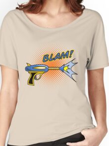 BLAM! - Raygun MKII Women's Relaxed Fit T-Shirt