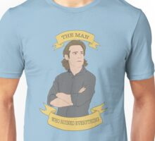 Gaius Baltar, The Man Who Ruined Everything Unisex T-Shirt