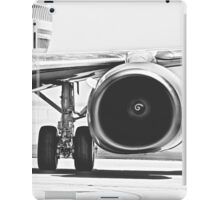 Boeing 737 & CFM56 Turbofan Engine iPad Case/Skin