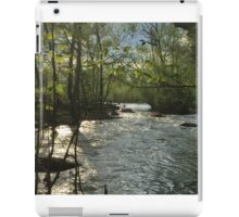 River Dreams iPad Case/Skin