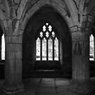 Llangollen Abbey by Dfilmuk Photos