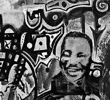 Bisbee Graffiti Wall by Linda Gregory