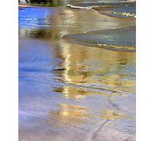 Golden Beach - Playa Dorada Photographic Print