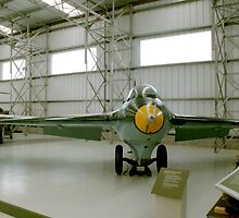 Messerschmitt Me 163 Komet by Edward Denyer