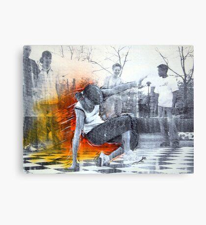 #75 Canvas Print