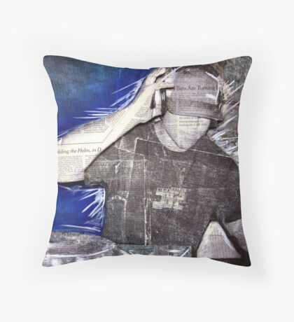 1s & 2s Throw Pillow
