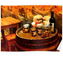 Gozo Gourmet Poster