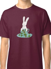 Bunny in a teacup Classic T-Shirt