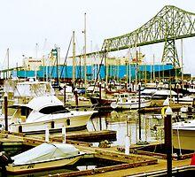 Astoria Bay by Saraina Williams