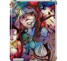 The Madonna & Child (Mother Mary & Baby Jesus) iPad Case/Skin