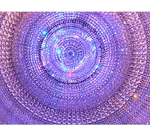 The Eye of Purple Photographic Print