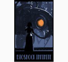 Bioshock Infinite Inspired Elizabeth and Songbird Fan Art Unisex T-Shirt