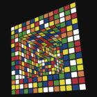 Illusion Cube 2 by Tom Douce