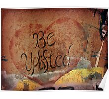 Be Uplifted Poster