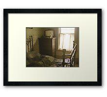 Guest Room Framed Print