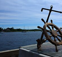 Newburyport Maritime Memorial by AntonLee