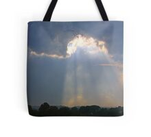 *SHINING THROUGH* Tote Bag