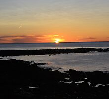 Rye Beach Sunrise by AntonLee