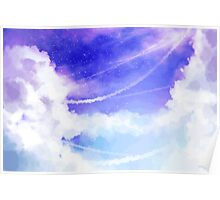 Dreaming Sky Poster