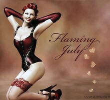 Flaming July by Lyndseyh