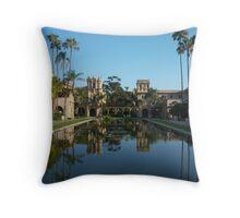 balboa park Throw Pillow