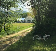 Animal Farm and Bicycle by AntonLee
