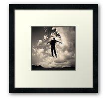 Exorcism Framed Print