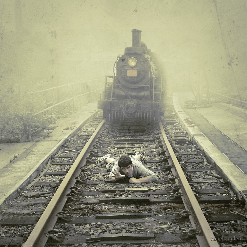 the  trainwreck, that I am by kanelongden