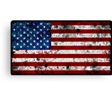 Our Flag Was Still There Canvas Print