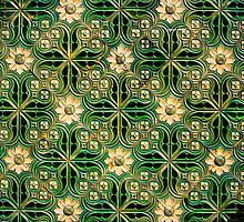 Tiled Pattern by Hugh Adams