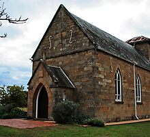 St Bede's Church, Appin #2 by Evita