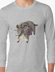 Cute Guild Wars Dolyak Long Sleeve T-Shirt