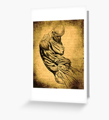 In My Mind Greeting Card