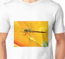 Majestic Green Darner Dragonfly Unisex T-Shirt