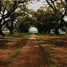 The Oaks by Sandy Keeton