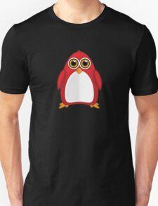 Red Penguin 2 Unisex T-Shirt