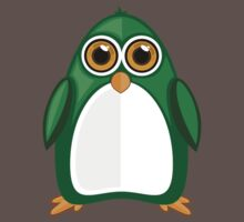 Green Penguin 2 Kids Clothes