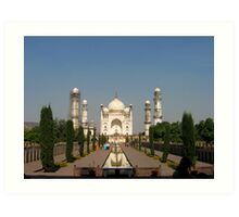 Not Taj Mahal, but Taj of Deccan Art Print