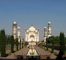 Not Taj Mahal, but Taj of Deccan by Indrani Ghose