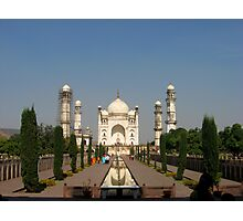 Not Taj Mahal, but Taj of Deccan Photographic Print
